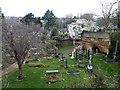 SK5641 : Church (Rock) Cemetery [4] by Michael Dibb