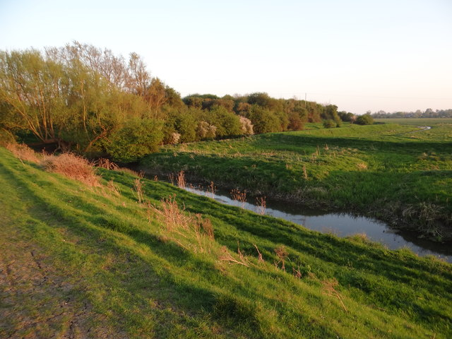 Near Swavesey Drain