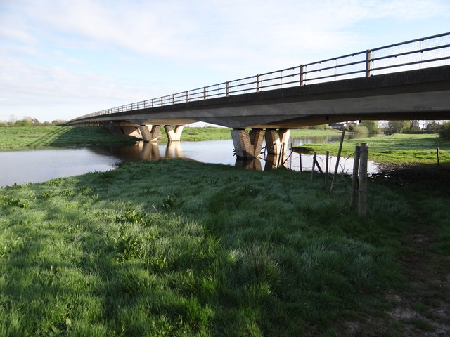 Bridge on A142