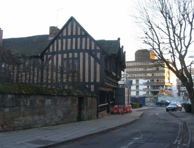 Ford's Hospital, Greyfriars Lane