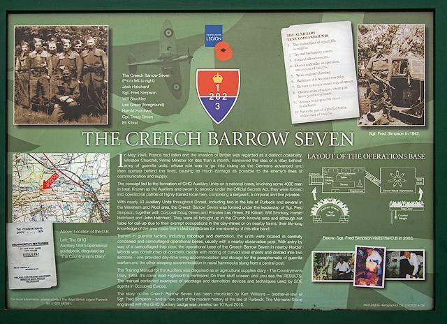 Defending Dorset: Creech Barrow Auxiliary Unit Operational Base (12)