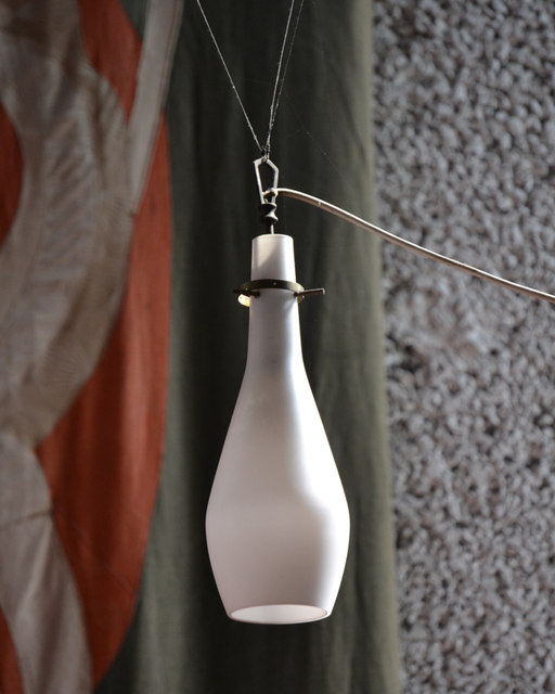 St Oswald's Church, Jardine Crescent, Tile Hill, west Coventry – pendant light