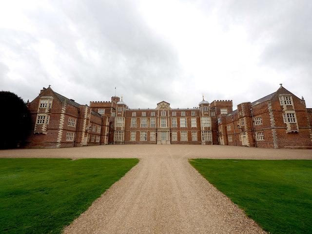 Burton Constable Hall