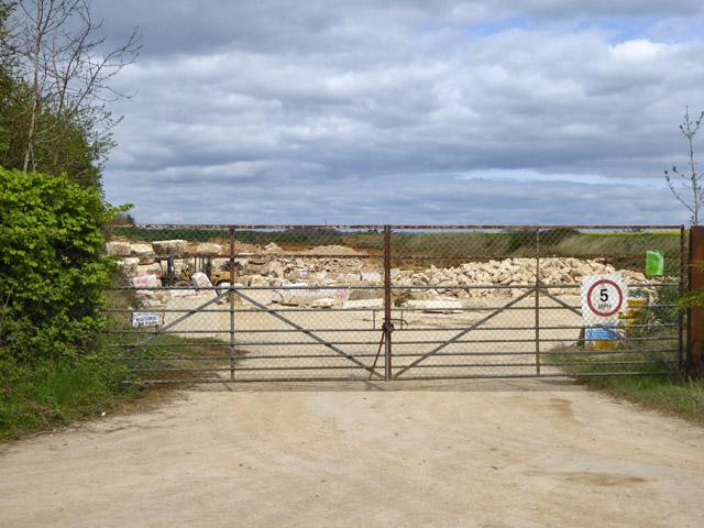 Quarry, Whiteway Hill