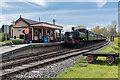 TQ7825 : Station, Bodiam, East Sussex by Christine Matthews