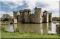 TQ7825 : Bodiam Castle, East Sussex by Christine Matthews