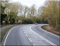 TL4159 : Madingley Rd, A1303 by N Chadwick