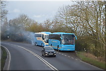 TL4059 : Broken bus, A1303 by N Chadwick