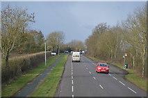 TL3759 : St Neots Road by N Chadwick