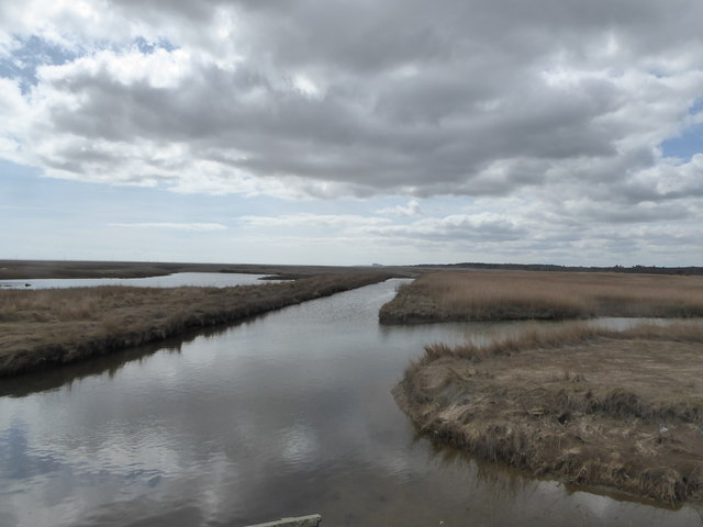 Dingle Marshes