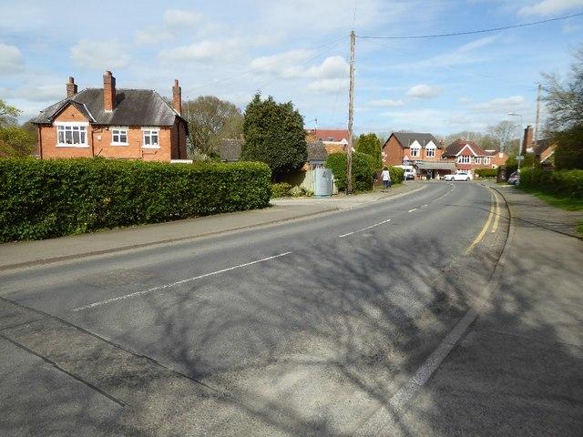 Heathfield Road, Webheath