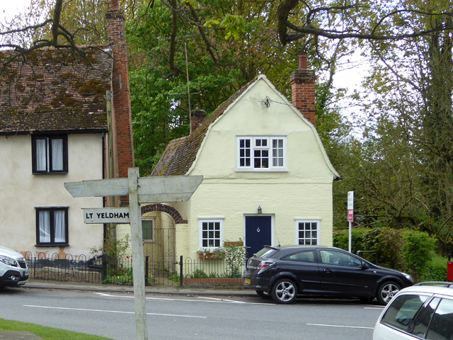 A small cottage, Great Yeldham