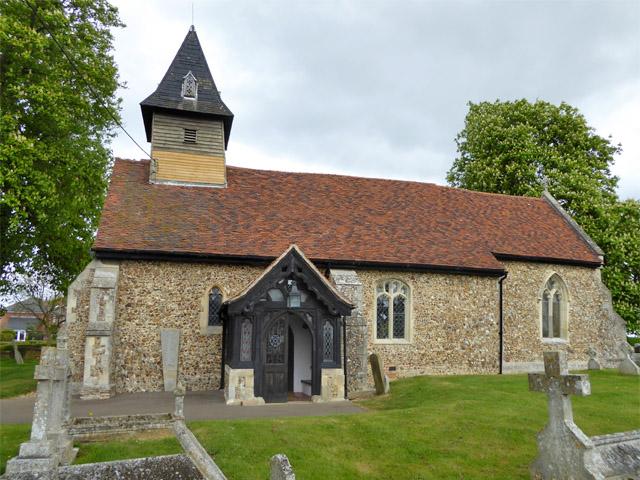 Little Yeldham church