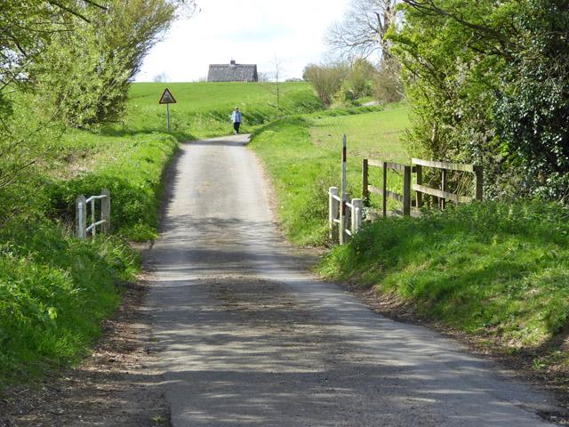 Some-time ford, Deadman's Lane