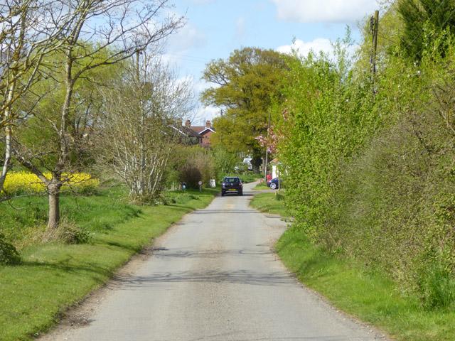 The Street, Stoke Ash