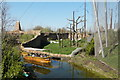 SJ4169 : The Lazy River in the Islands at Chester Zoo by Mike Pennington