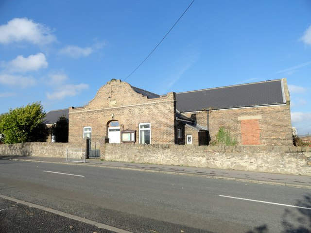 Village Hall, Quebeck