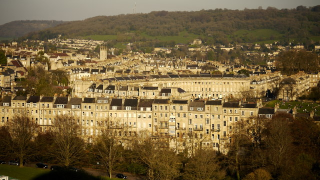 Bath from a hot air balloon, 1