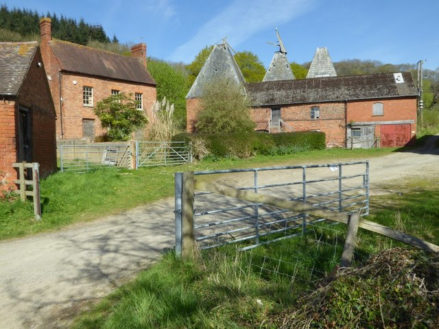 Upper Mitchell Farm, near Ledbury