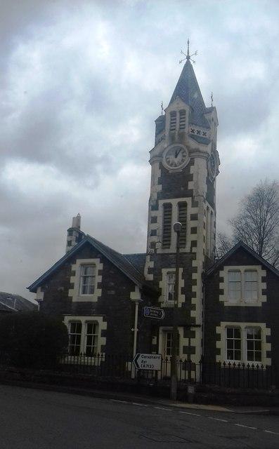 Moniaive Tower House