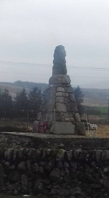 Carsphairn War Memorial