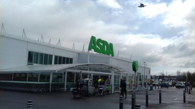 ASDA at Heathfield Retail Park