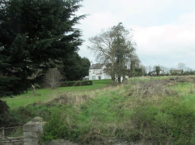 Detached villa on the north side of Dromore Street, Banbridge