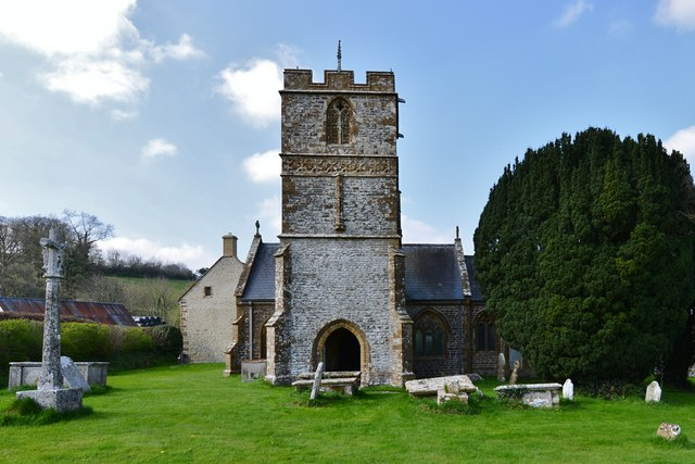 Melbury Bubb: St. Mary's Church