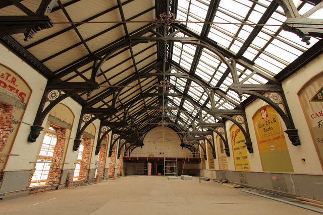 Corn Exchange redevelopment