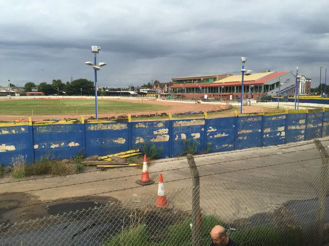 Perry Barr Greyhound Racing Stadium, Birmingham
