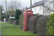 TL3758 : Telephone Kiosk by N Chadwick