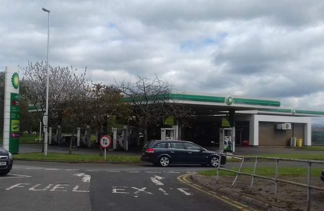 Fuel Filling Station - Southwaite Services