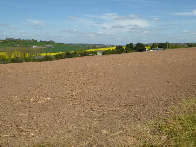 Farmland at Marsh Court