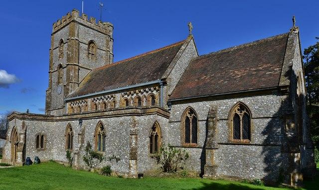 Hawkchurch: St. John the Baptist's Church