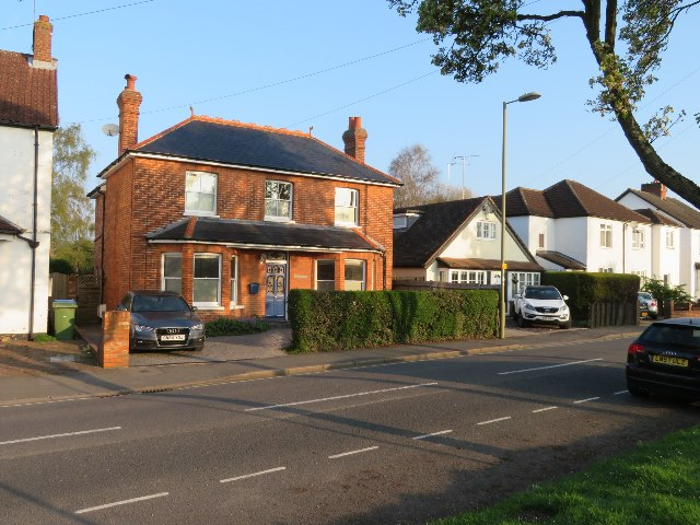 Houses on Prospect Road