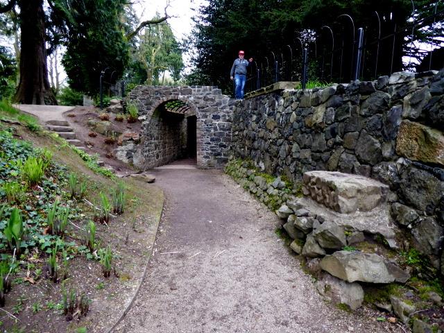 Ruins, Antrim Castle