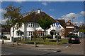 TQ2291 : Suburban housing, Bunn's Lane, Mill Hill by Christopher Hilton