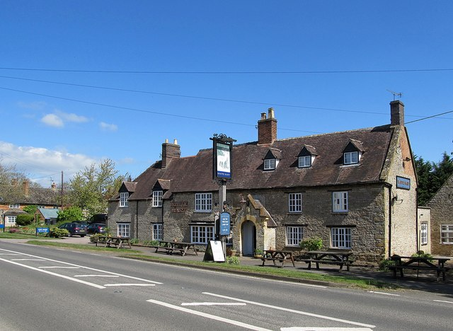Newbold On Stour-The White Hart