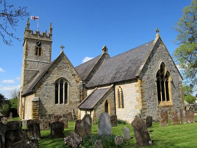 Halford Church