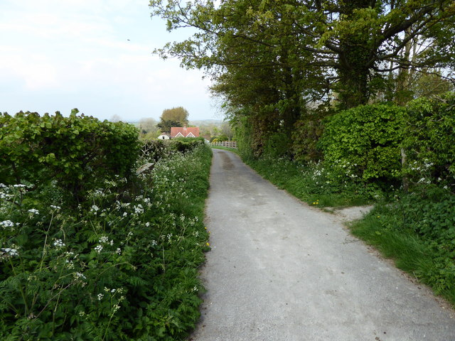 Footpath at Wilmington