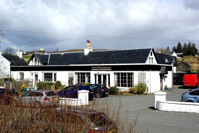 The Old School Restaurant, Dunvegan