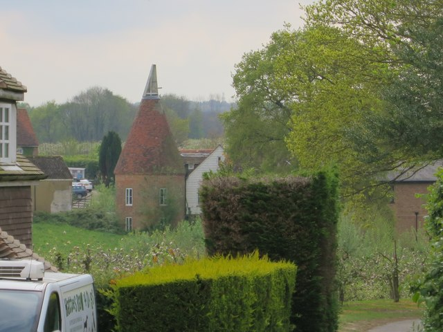 Goshen Farm Oast, Brenchley Road, Matfield