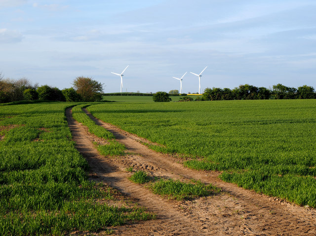 Keldy Hill Wind Turbines
