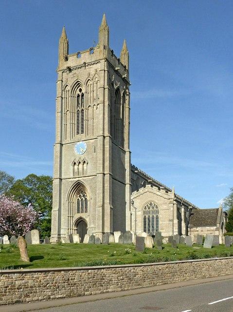 Church of St Andrew, Whissendine