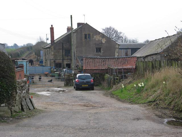 Pilsley - Morton Road Farm