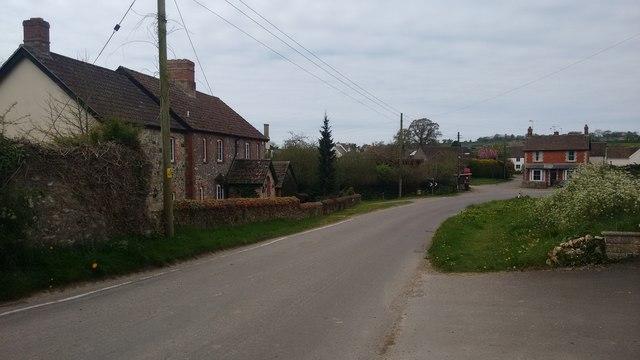 Cottages at Forton