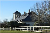 TL4158 : Not an oast House, Coton by N Chadwick