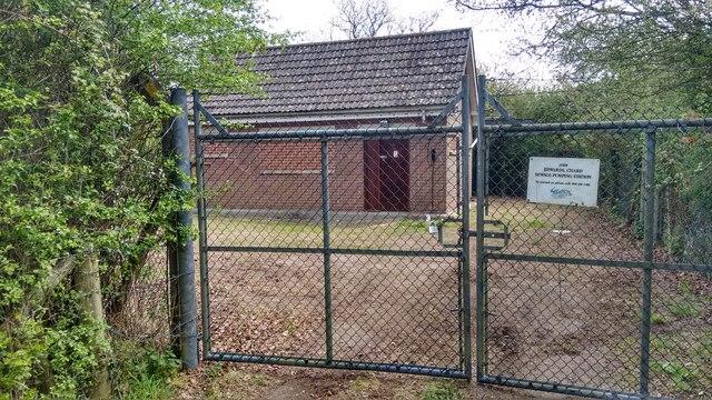 Chard Sewage Pumping Station