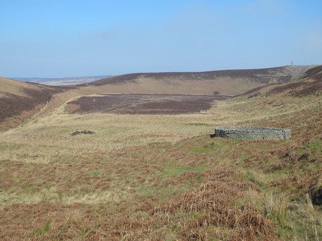 Sheepfold above the head of the glacial meltwater channel (2)