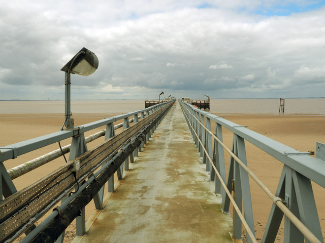 Spurn Point Lifeboat Jetty